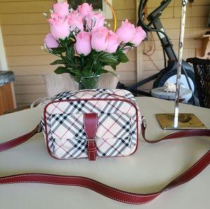 Handbags - Authentic burberry crossbody bag
